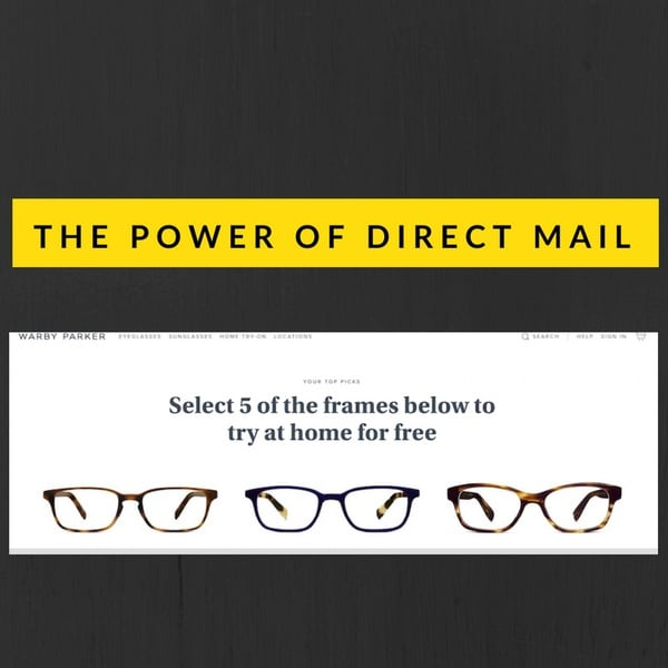 Creating an Attention Worthy Direct Mail Campaign